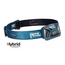 Tikkina Head Torch Blue
