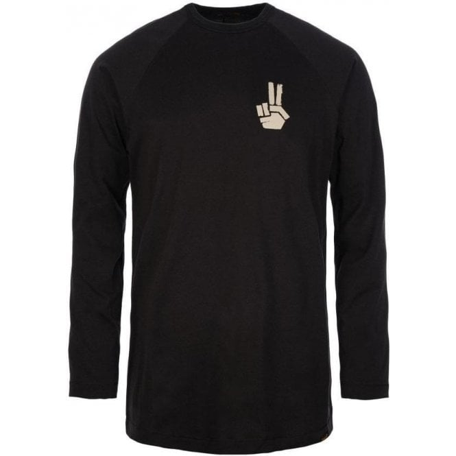 Planks Woodsy Hand of Shred Long Sleeve T-shirt