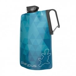 DuoLock Soft Bottle .75L Blue