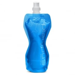 SoftBottle 0.5L Push-Pull Cap - Blue