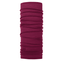 Purple Raspberry Lightweight Wool Buff