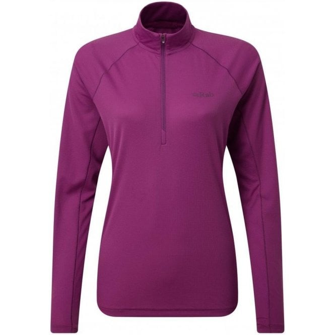 Rab Women's Pulse LS Zip
