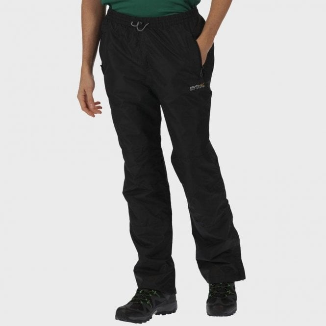 Regatta Men's Chandler III Breathable Waterproof Overtrousers - Short