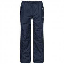 Women's Amelie III Breathable Waterproof Overtrousers Navy - Short