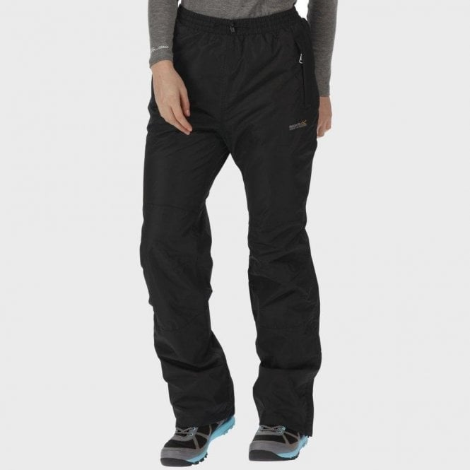 Regatta Women's Amelie III Breathable Waterproof Overtrousers - Regular