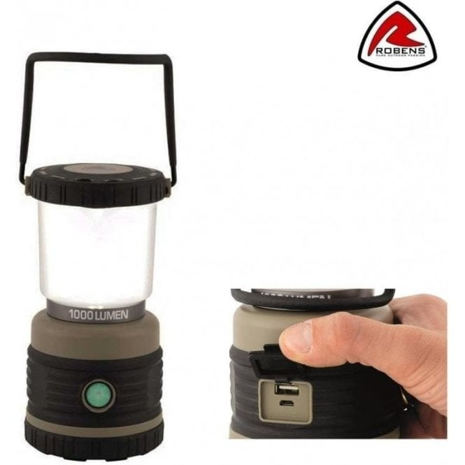 Robens Lighthouse Rechargeable Lantern