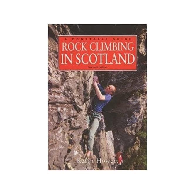 Rock Climbing in Scotland - Kevin Howett