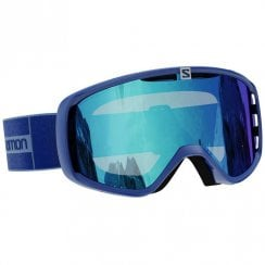 Aksium Goggles - Navy/Mid Blue