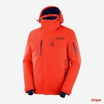 Men's Brilliant Jacket - Cherry Tomato