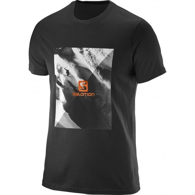 Salomon Clothing Men's Cliffdrop SS Tee