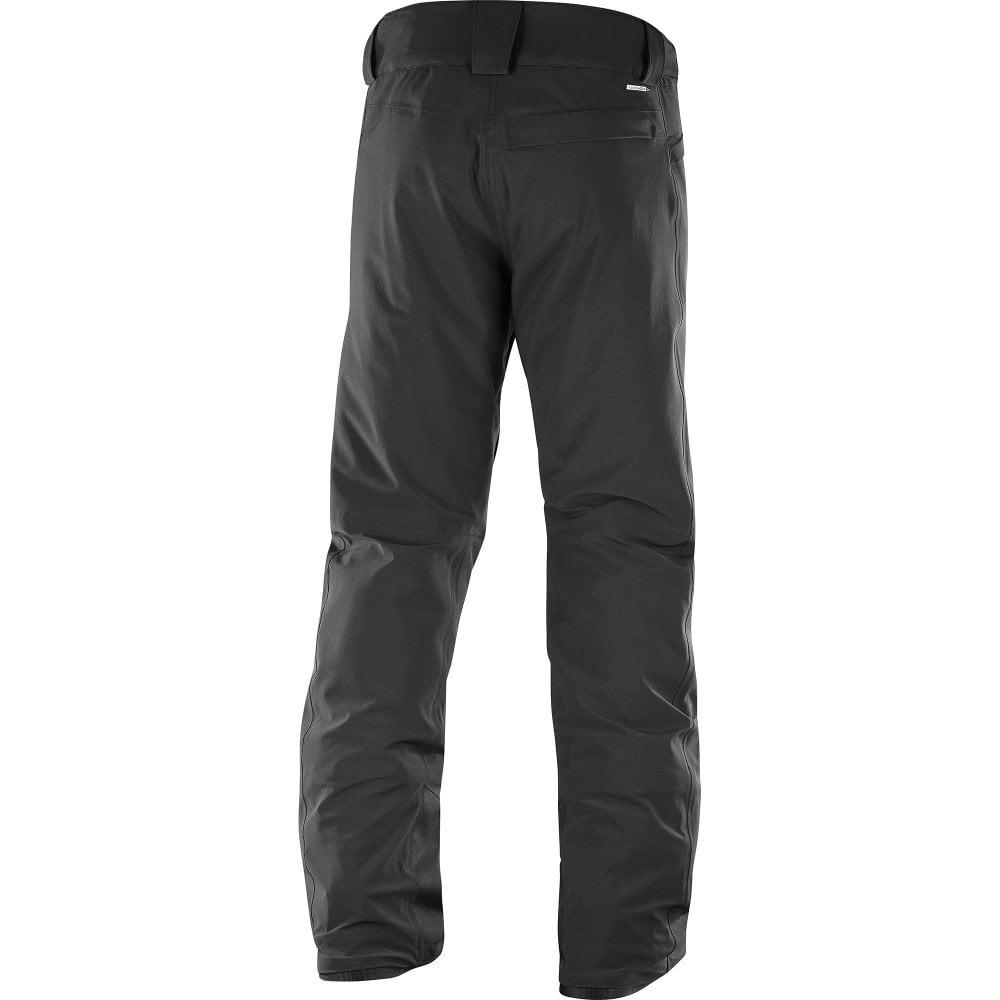 Salomon Clothing Men's Icemania Pant Regular Leg