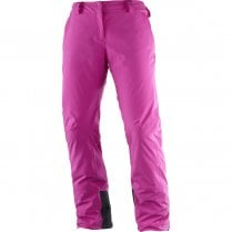 Women's Icemania Pant Rose Violet - Short Leg