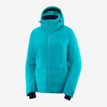 Women's Icepuff Jacket - Tile Blue