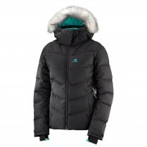 Women's Icetown Jacket - Black