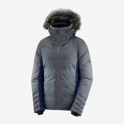 Women's Icetown Jacket - Ebony