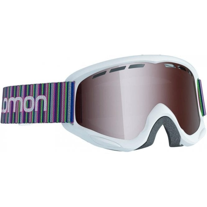 Salomon Juke Pink Googles