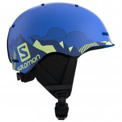 Kids Grom Helmet - Pop Blue