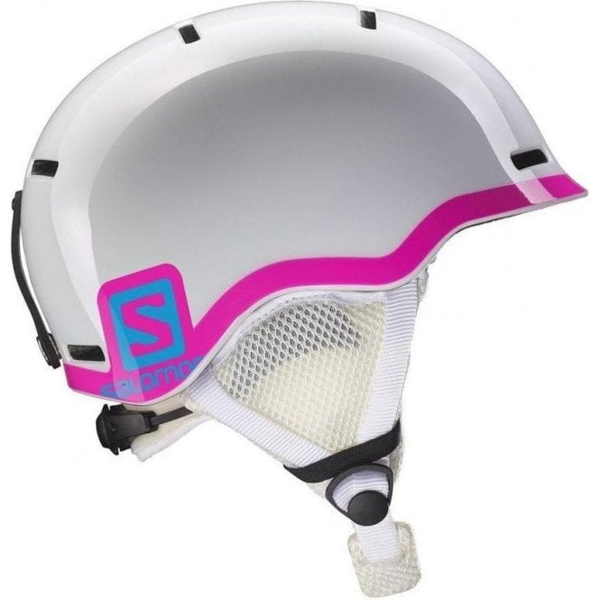 Salomon Kid's Grom Helmet - White