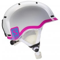 Kid's Grom Helmet - White