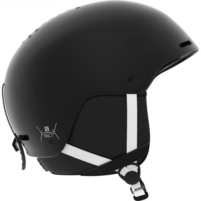 Salomon Kids Pact Helmet - Black
