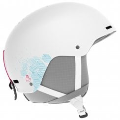 Kids Pact Helmet - White