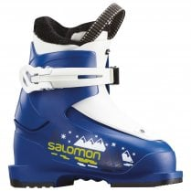 Kids T1 Ski Boots - Race Blue