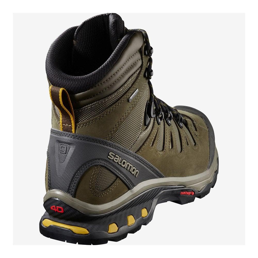salomon men's quest 4d 3 gtx boots