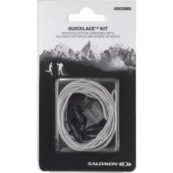 Quicklace Replacement Lace Kit - Grey