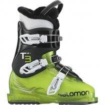 T3 RT Ski Boots - Acide Green/Black