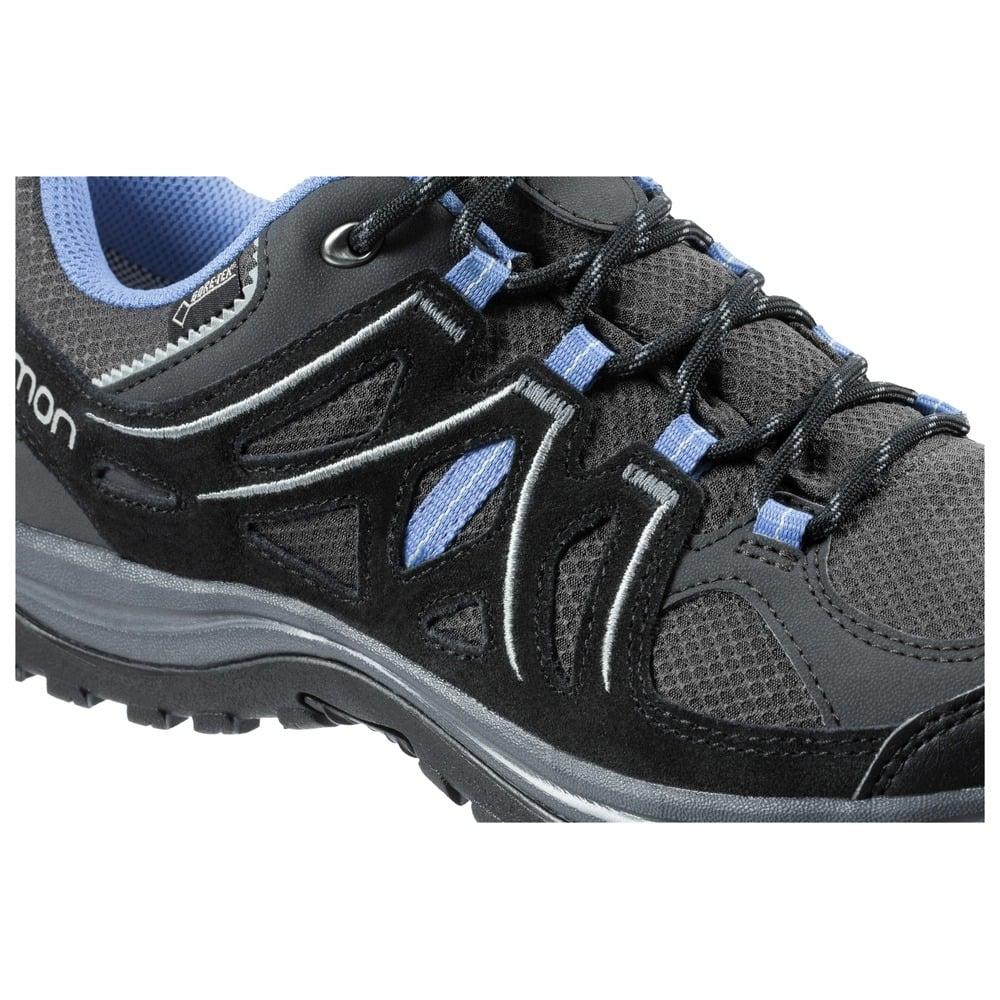 Salomon Women S Ellipse 2 Gtx Approach Shoe