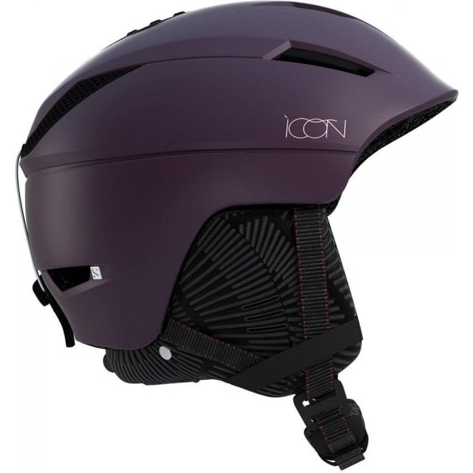 Salomon Women's ICON² C. AIR Ski Helmet