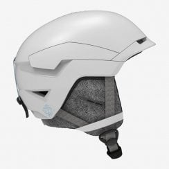 Women's Quest Helmet - White Grey