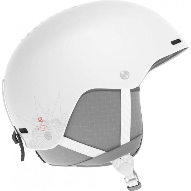Salomon Women's Spell Helmet - White