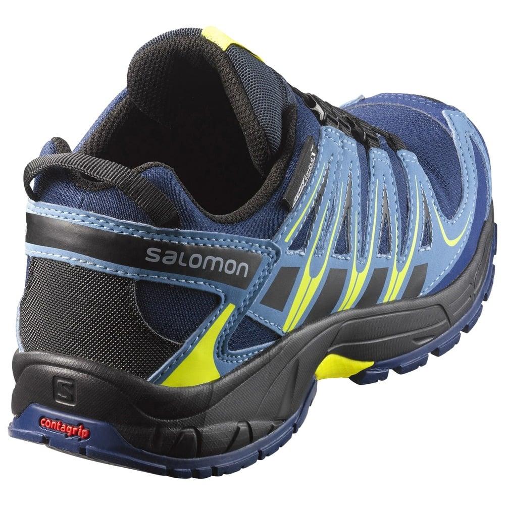 9b45cbc4399 Salomon XA Pro 3D CSWP Junior Approach Shoe salomon xa pro 3d cswp junior
