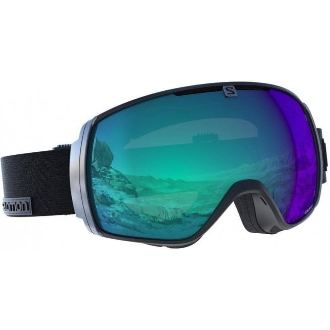 Salomon XT One Photo Black Goggles
