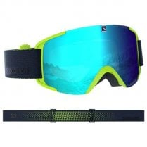 XVIEW Goggles Acid Lime