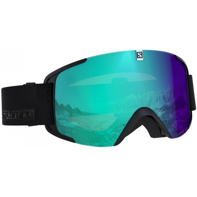 Salomon XView Photo Black Goggles