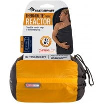 Thermolite Reactor Sleeping Bag Liner - Regular