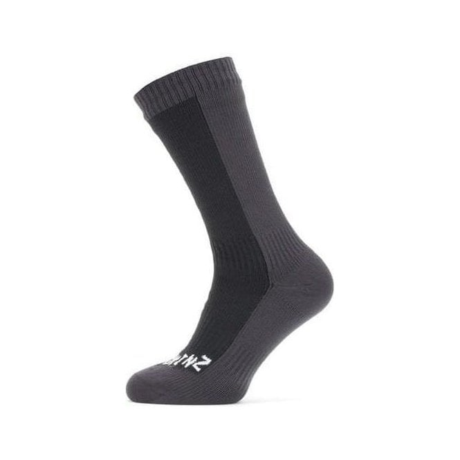 Sealskinz Cold Weather Waterproof Mid Length Sock