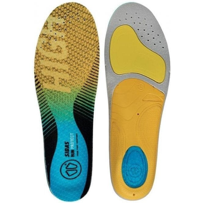 Sidas 3Feet Run Protect High Arch Insole