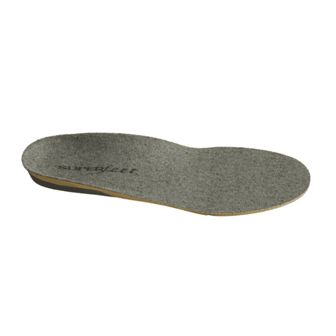 Superfeet Merino Grey Insole