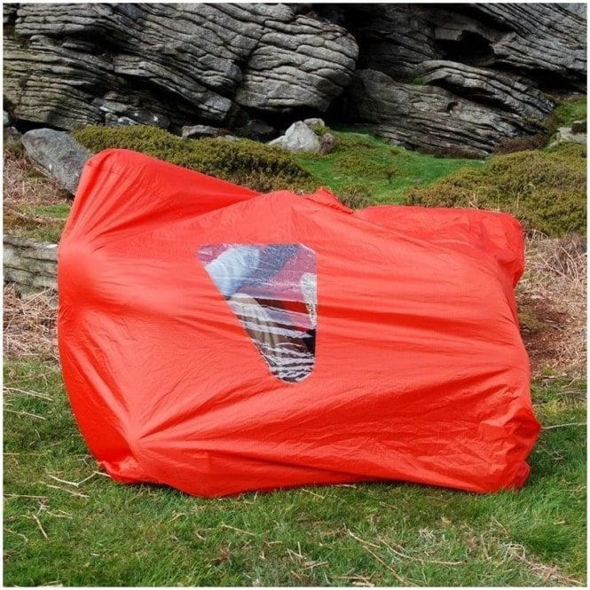TERRA NOVA EQUIPMENT Bothy 2 Man - Red