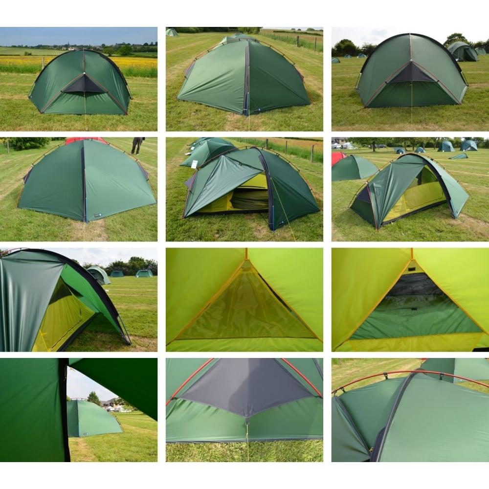 ... Terra Nova Southern Cross 2 Tent & Terra Nova Southern Cross 2 - Green - 2 Person Tent