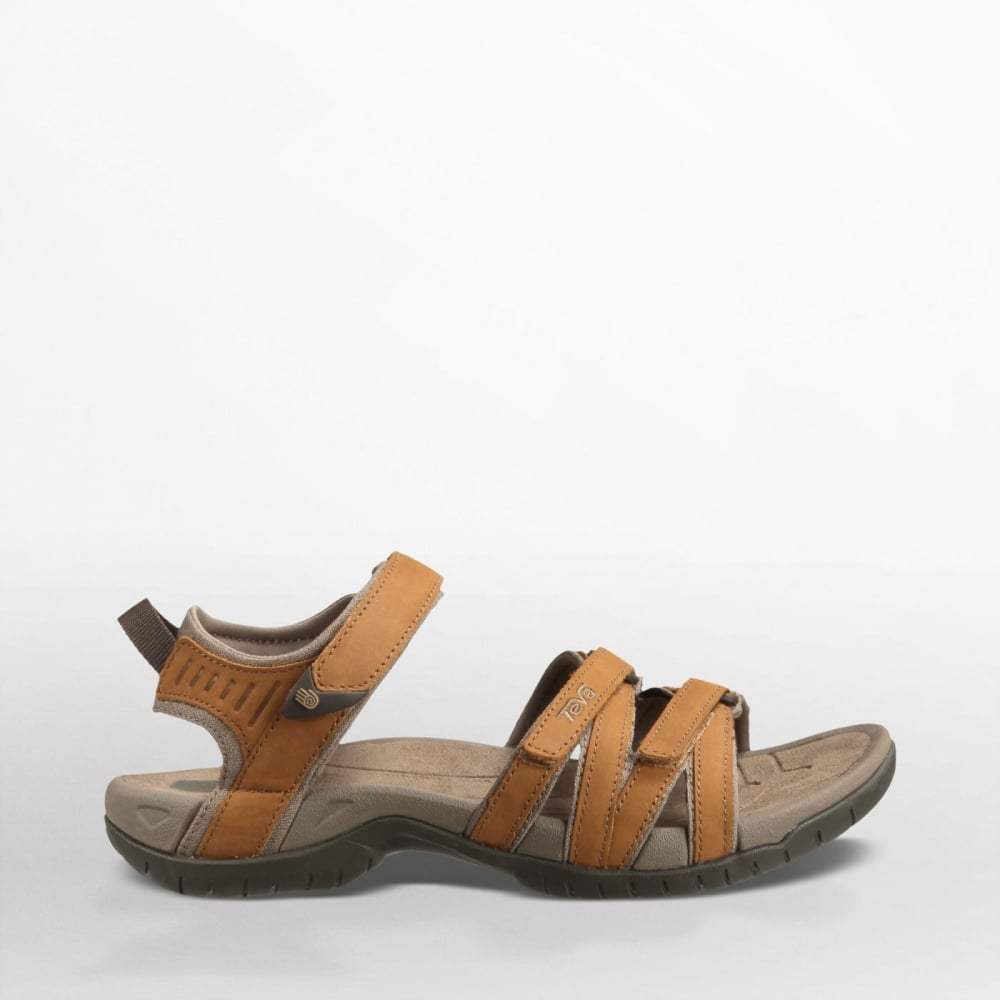 193cce05b7ffce Teva Women s Tirra Leather Sandal - Rust