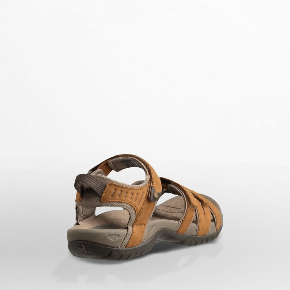 dd0061c964ec19 Teva Women s Tirra Leather Sandal - Rust