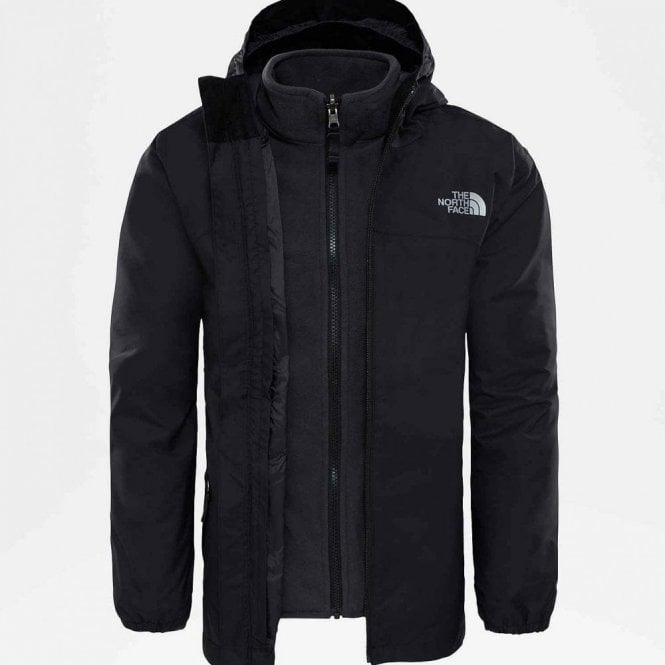 search for original exclusive deals uk store The North Face Boy's Elden Rain Triclimate Jacket