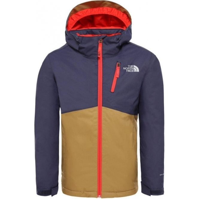The North Face Kid's Snowdrift Insulated Ski Jacket