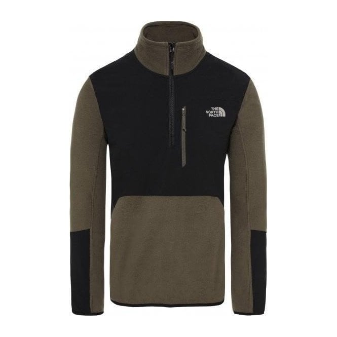 The North Face Men's Glacier Pro 1/4 Zip Fleece