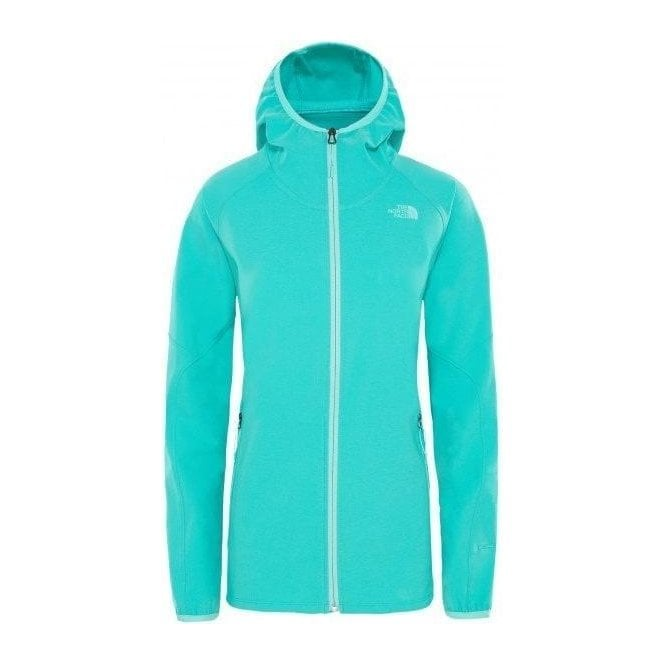 The North Face Women's Apex Nimble Hoodie Softshell Jacket