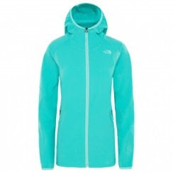 Women's Apex Nimble Hoodie Softshell Jacket